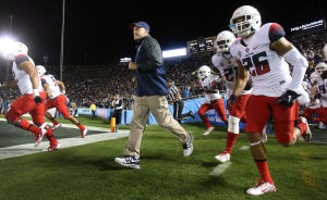 UA football: Wildcats ranked 19th in final poll