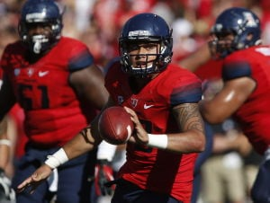 UA football: Cats don't want to be left out in cold
