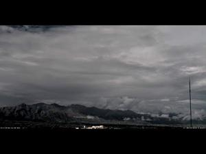 Tucson's stormy Monday weather in one minute