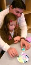 Parents, Children explore Tucson Waldorf School