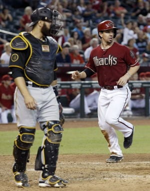 Diamondbacks win in 10th in unusual fashion