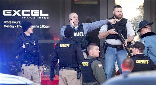Kansas governor says police chief killed suspect