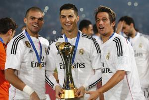 Real Madrid sigue en la cima de ranking de fútbol AP