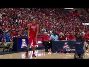 Videos: UA freshman Gordon picked as best dunker in college basketball - what do you think?