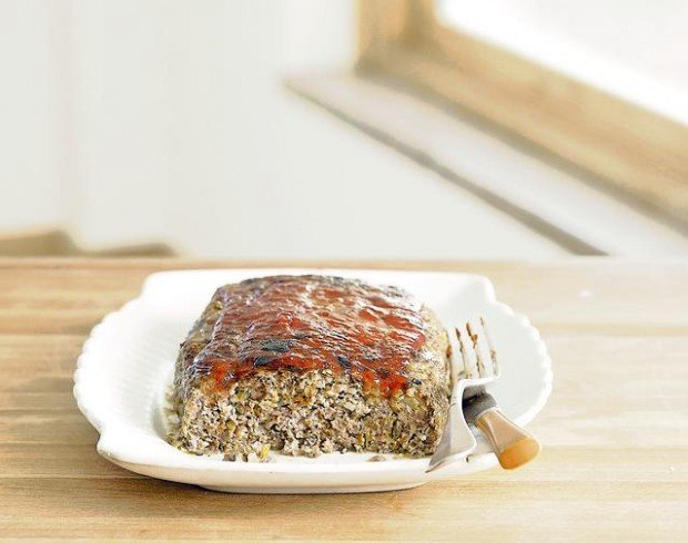 Variations on meatloaf food cooking Better homes and gardens tonight