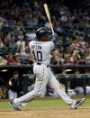 Ex-D-back Upton homers to beat old team