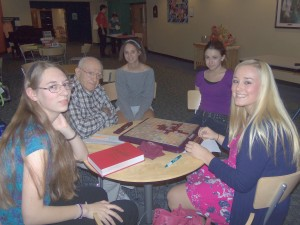 Handmaker youth volunteer winter event set for Jan. 13