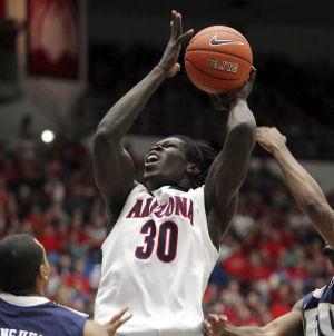 Arizona Basketball: Next stop for Chol is SDSU, coach says