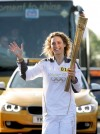 Olympic Torch in England