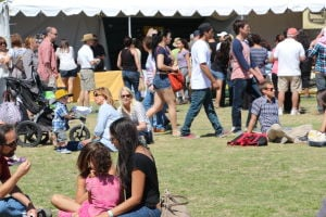 Upcoming food festival livin' la 'vida local'