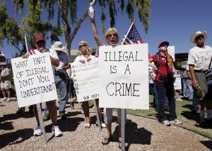 'Illegal immigrant': What words to use becomes a debate