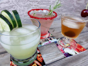 A few new ideas for fresh, cold summer drinks that say 'Wow!'