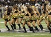 NFL cheerleaders, Week 1