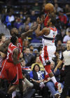 NBA Roundup: Wall's return spurs Wizards; Magic ends Clippers' streak