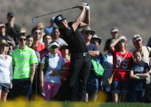 Match Play: In peak form, Fowler ousts ex-Cat Furyk
