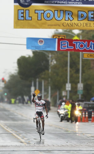 Smaller field, shorter ride awaits El Tour cyclists