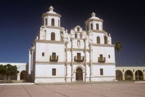 Big Jim: The Mission Church at Caborca, Sonora