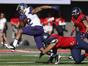 UA football: Huskies find run game, get too fancy