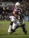 Heisman trophy Patrick Finley Texas A&M's Manziel earns respect as frosh