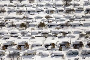 Nueva York se prepara para otra gran nevada