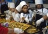 Homer Davis students get taste of cooking