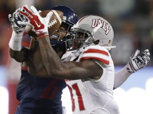 UA football: McCall, corners look to keep improving