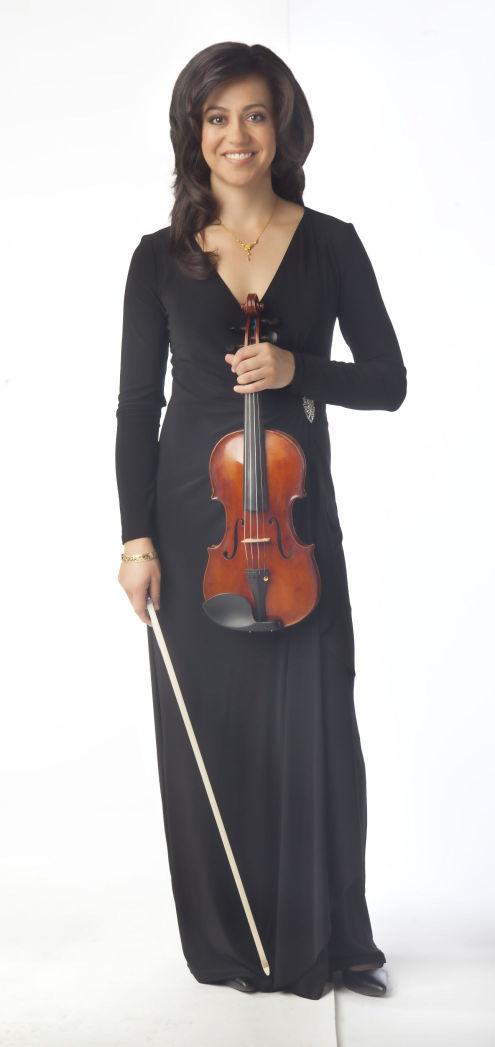 Lauren Roth Violin Violinist Lauren Roth