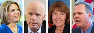 McCain outpaces others in fundraising for Senate race