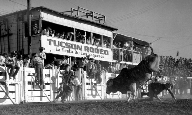 Photos: Tucson Rodeo from 1961-1986