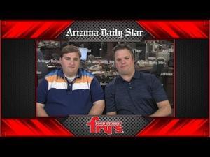 Arizona football: On Anu's spring, RichRod's future