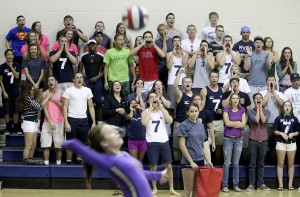 High schools girls volleyball: Now that's a sound approach