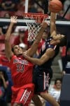 Red-Blue game at McKale