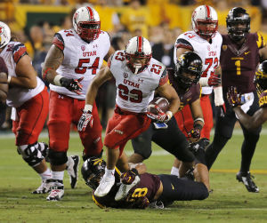 Utah's hard-nosed, throwback style generating big wins