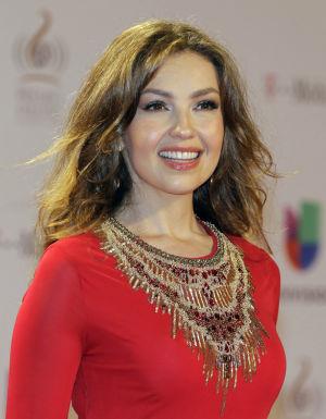 Thalía sale de gira después de casi una década