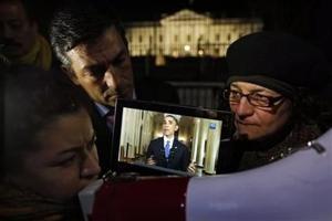 EEUU quiere identificar a migrantes que no serían deportados