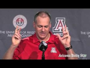 Rich Rod press conference highlights 11/14