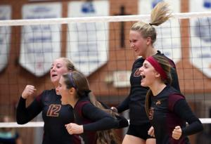 Fab five: Salpointe tops first girls volleyball rankings of season