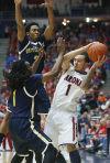 Arizona basketball UA 77, NAU 44