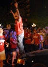 TPD deals with crowd after UA Men's Basketball loss