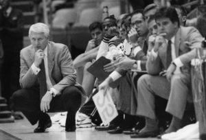 UA basketball: Olson content as he turns 80
