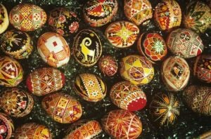 Big Jim: Pysanky — Ukranian Easter eggs