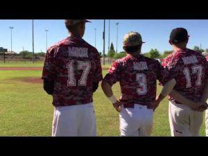 HS baseball: Badgers honor, remember Chris Moon at tournament