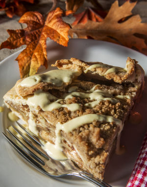Festive Fall Entertaining: Chef rolls with funky flavors