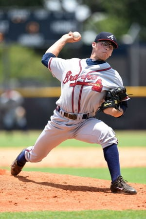 Dad helps Cienega grad reach Braves' rookie team