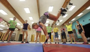 Jump-rope experts will share their knowledge of fun sport