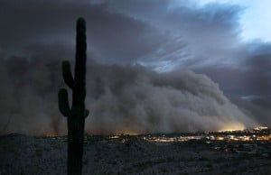 Photo gallery: Phoenix dust storm