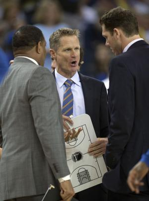 Steve Kerr takes leave of absence, tabs another ex-Cat as replacement