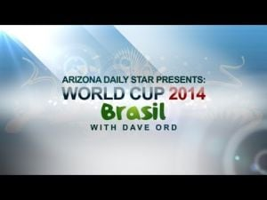 Dave Ord's World Cup 2014: Goofy hats and great times