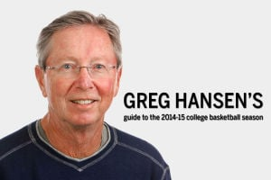 Greg Hansen's guide to the 2014-15 college basketball season