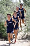 HS cross country: Four aces give I-Ridge winning hand